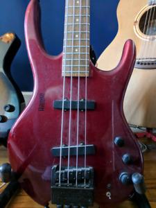 Hohner Professional Jack Bass Custom