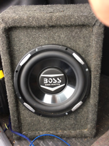 kit subwoofer boss 2200 watts