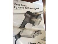 Sports massager
