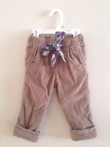 Lined pants, size 18-24 months
