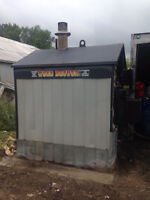 Large Outdoor Wood Furnace $1000