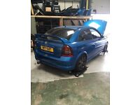 Vauxhall Astra Gsi rolling shell