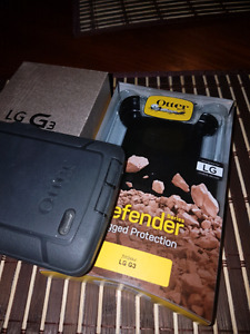 LG-G3 With Otterbox.