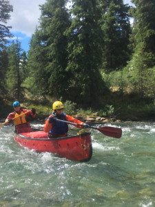 2019 Canoe and Swift Water Rescue Courses with Yukan Canoe