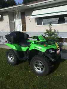 Quad 4x4 for sale by owner