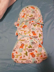 Sturdy gently used support swaddle