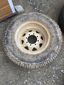 """16"""" WORKHOUSE TIRE"""