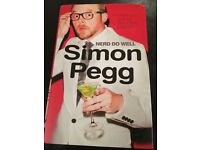 """Nerd Do Well"" by Simon Pegg - Signed copy!!"