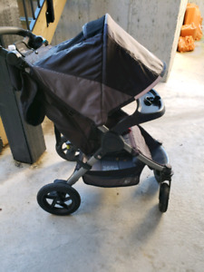 Bob motion stroller and accessories
