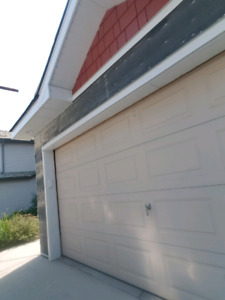 Used Garage Door 16x7