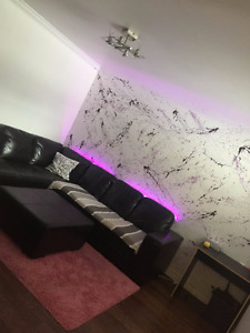 3 1/2 FULLY FURNISHED / DOWNTOWN 350$/SEMAINE/SHORT TERM