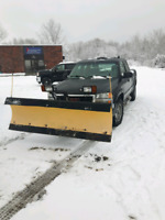 Snow plowing ppm inc. 613.921.4148