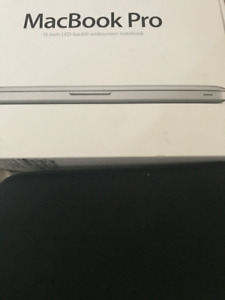 "MacBook Pro Core i5 2.5GHz 13"" (Mid 2012) 500GB"
