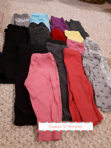 Clothing 6 months and older