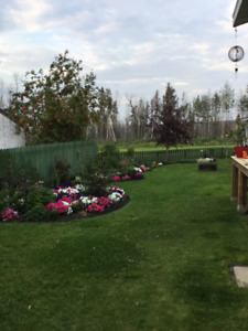 Greenbelt is your backyard - Fully-furnished home in Gregoire