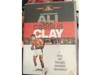 Muhammad Ali in aka Cassius Clay Documentary DVD