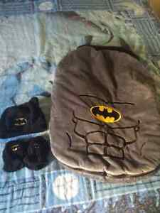 Batman Bunting Bag