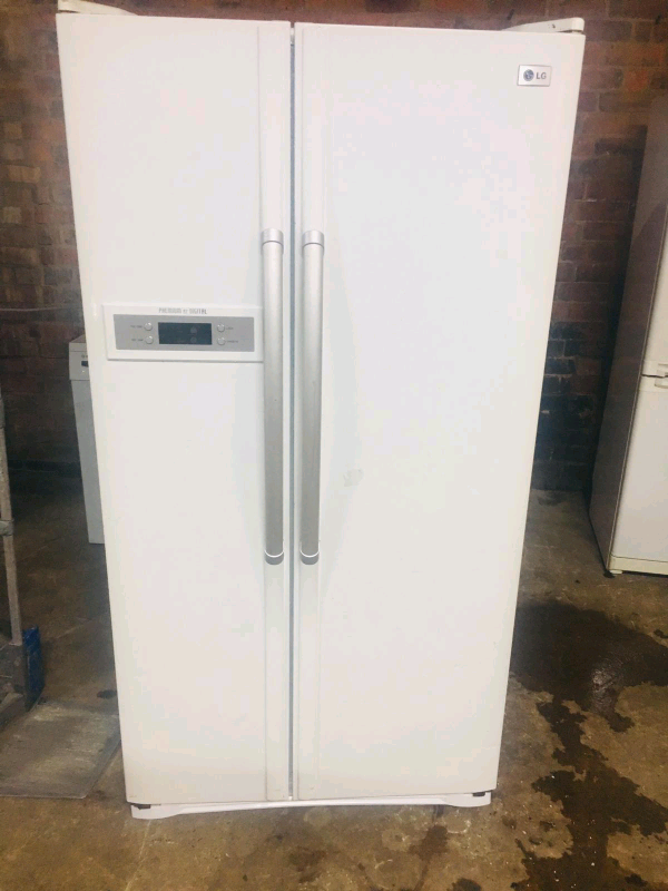 LG fridge freezer fully working 8 month warranty free delivery | in Canning  Circus, Nottinghamshire | Gumtree