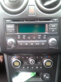 Wanted nissan qashqai cd radio for a 2010 in good working order