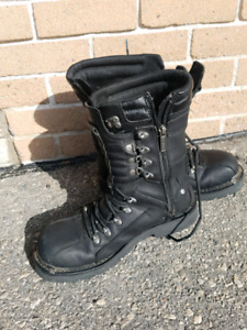 Boots  size 9.