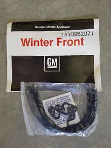 GMC grille cover