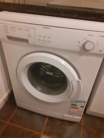 Currys Washing Machine 6kg free standing
