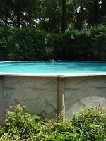 27 foot pool