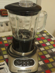 KitchenAid KSB565 Glass jar Blender