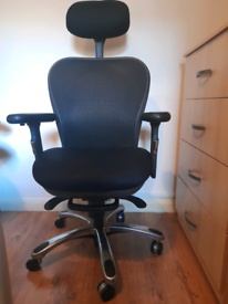 'USED' NIGHTINGALE OFFICE CHAIR IN VERY GOOD CONDITION