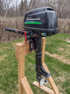 2013 Outboard Motor 5 HP