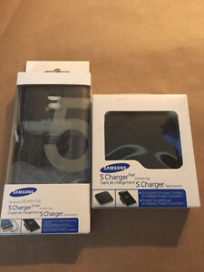 Samsung Galaxy S5 Wireless Charging Case & Qi Charger Cell Phone