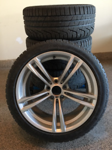 Winter Tire Package BMW 650i - M Sport Rims