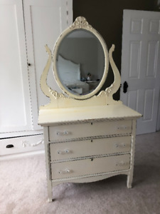 Shabby Chic Dresser purchased from Honey B's