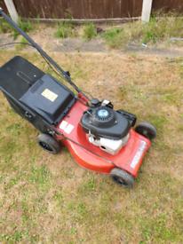 Petrol mower (HONDA) self propelled