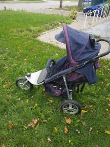 valco single stroller