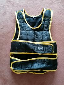 Everlast weighted vest