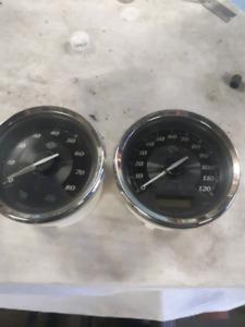 2012 harley ultra gauges