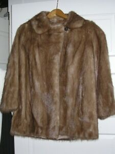 Authentic EMBA American Mink Jacket