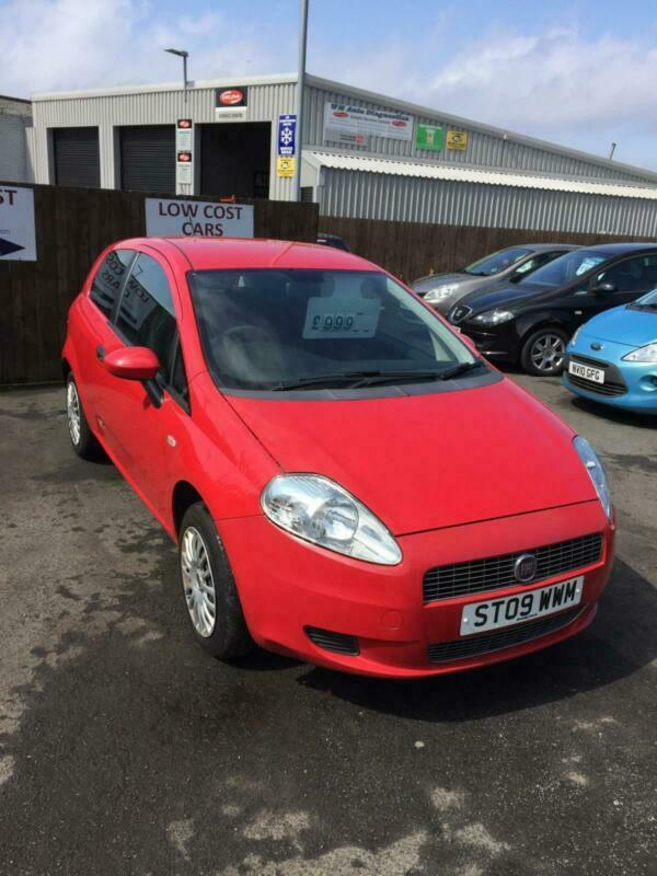 Fiat Grande Punto 1 4 8v Dualogic 2009MY Active   in South Shields, Tyne  and Wear   Gumtree
