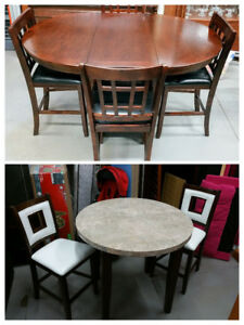 2 Great Pub Height Tables