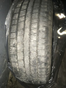 Pneus/Tires Hankook H725: 205/55/16