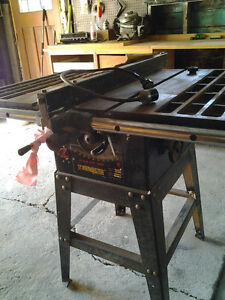 "10"" Contractors Table Saw"