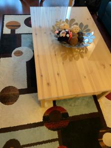 IKEA HEMNES LIVING ROOM FURNITURE - EXCELLENT CONDITION