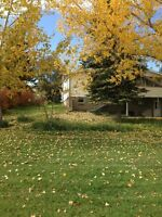 Beautiful Acreage Just 15 Minutes From Calgary