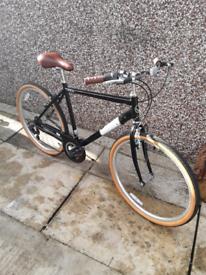 Gents hybrid bike mountain bike road tyres new unused 26 inch wheels