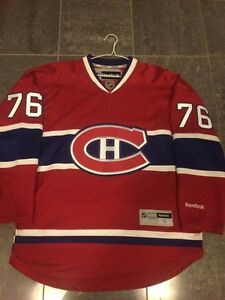 Authentic Montreal Canadiens PK Subban Jersey