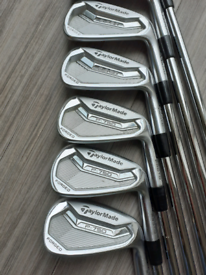 Taylormade P750 Proto forged irons