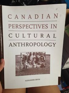 Canadian Perspectives in Cultural Anthropology