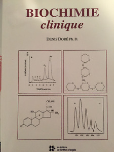 Biochimie Clinique Denis Doré