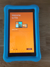 Amazon Fire 7 Kids Edition Tablet - Great condition